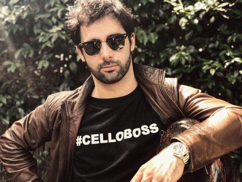pablo-ferrandez-cellist-wearing-celloboss-t-shirt